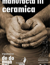 Manufacta III ceramica 22. Apr bis 30. Jun 2019